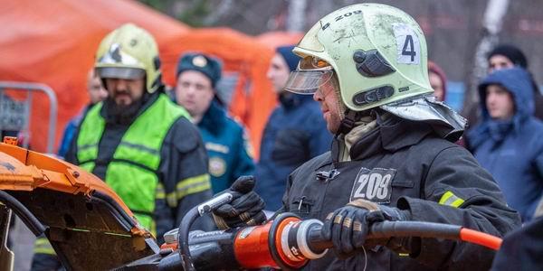 Московские пожарные выступят на выставке в Германии
